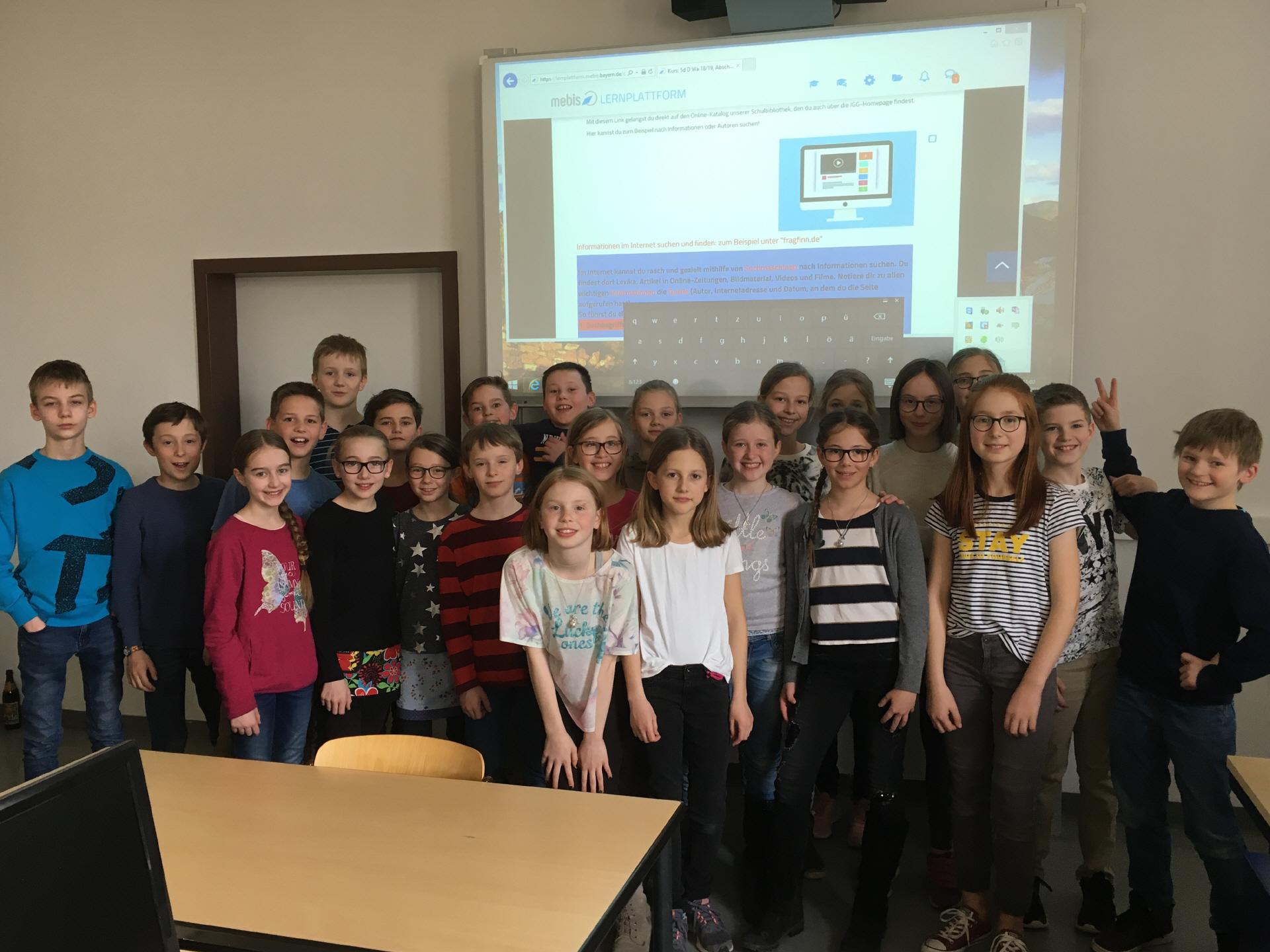 Aktivitäten Im Fach Deutsch